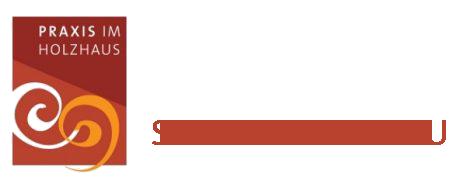 Praxis im Holzhaus Logo